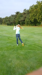 Training St. Q-Golf Jeugdtrainingen